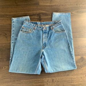 Men's Vintage LEVI'S 560 Jeans Size 34